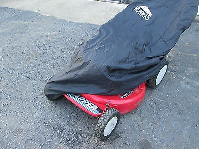 New Kuveralls Classic All Weather Lawn Mower storage Cover /Weather proof Vinyl#