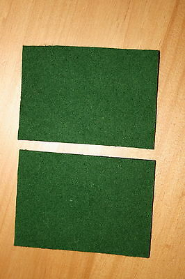 Ww2 Wwii Canadian 4Th Infantry Division Canada Green Felt Signs Sign
