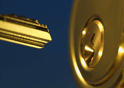 Lockout key Disable key for Schlage locks and kwikset locks with these two keys