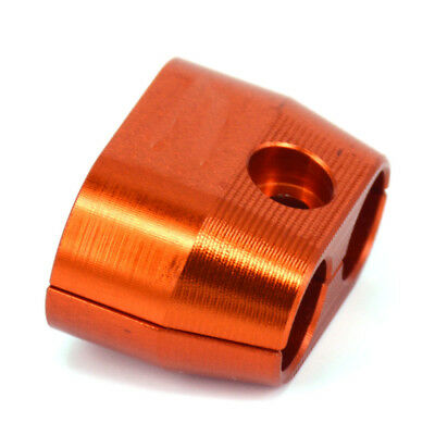 Billet Throttle Cable Protection Guard for KTM SX XC XCW EXC 4 Stroke Orange