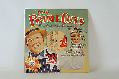 RSO Prime Cuts, Full of Goodness & Flavour - The World largest Single Vinyl(25)