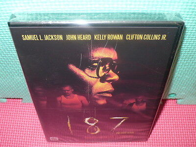 1 8 7 - ONE EIGHT SEVEN   - NUEVO - dvd