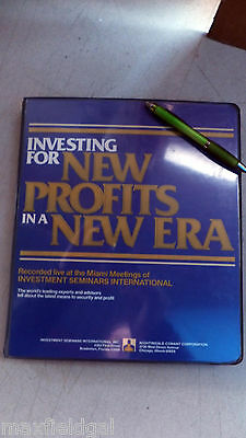 """""""Investing for New Profits in a New Era"""" Live@Miami Meet Investment Seminar Int'"""