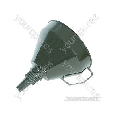 Plastic Funnel with Filter - 160mm