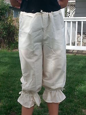 Renaissance SCA LARP Pirate Womens Bloomers in COLOR