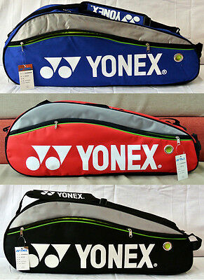 Class A Brand New Yonex 9332 Badminton Bag - Hold 2-4 Rackets, Smartest Style.