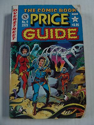 Overstreet Comic Book Price Guide - 9th Edition (1979-1980) Robert M. Overstreet