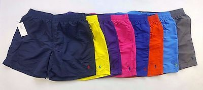 Polo Ralph Lauren Mens Polo Hawaiian Boxer Swim Shorts - Size M, L RRP £55