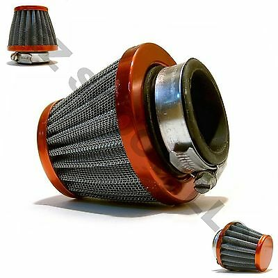 HIGH PERFORMANCE RACING AIR FILTER 37-40mm R GY6 SCOOTER MOPED PEACE TAOTAO BMS