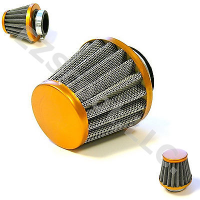 HIGH PERFORMANCE RACING AIR FILTER O 37-40mm GY6 SCOOTER KYMCO JCL TAOTAO BMS