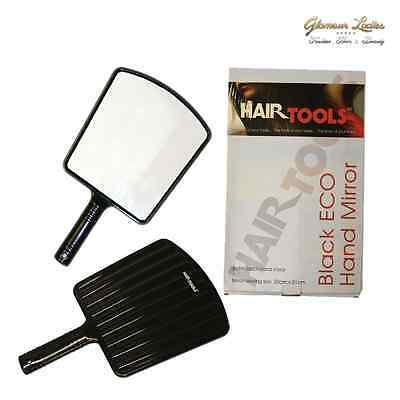 Hair Salon Mirror,Hair tools Eco Hand Held Mirror Black,  Hairdressing Mirror
