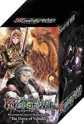 FOW Force of Will - BOX - The Dawn of Walhalla - inglese