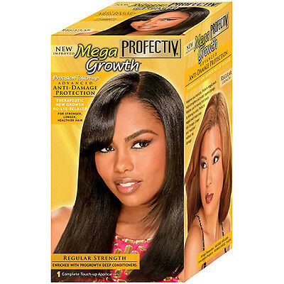 Profectiv Mega Growth No Lye Relaxer Systems