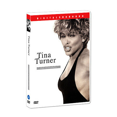 TINA TURNER - Simply the Best (1991) DVD *NEW