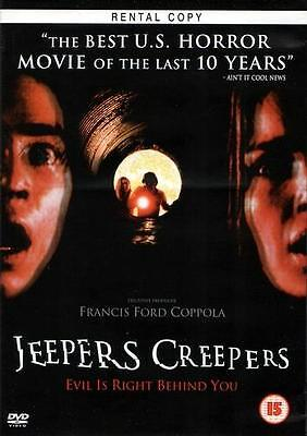 Jeepers Creepers (DVD / Justin Long / Victor Salva 2001)