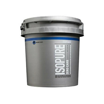 NATURES BEST ISOPURE WPI 3.4kg | 7.5lb - WHEY PROTEIN ISOLATE - ISO PURE - ZERO/