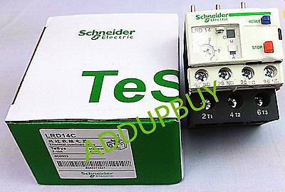 NEW IN BOX Schneider  PLC Thermal Overload Relay LRD14C 7-10A