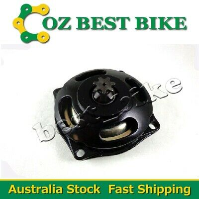 7 Teeth 25H Gear Box Clutch Drum Housing 47cc 49cc Mini Pocket Rocket ATV Quad