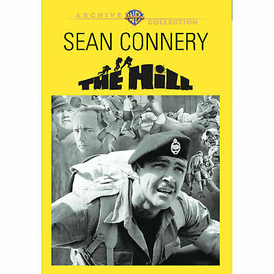 The Hill - DVD - 1965 Sean Connery Harry Andrews, Ian Bannen, Ossie Davis
