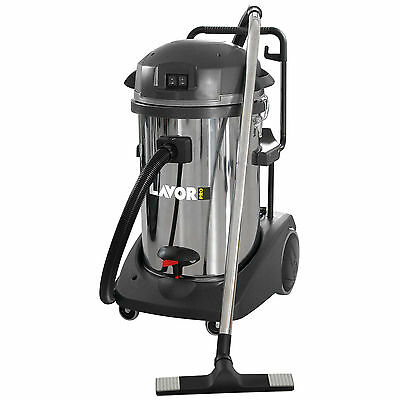 Lavor Domus IR 78L Twin Motor Wet & Dry Vacuum Cleaner Hoover 2000W