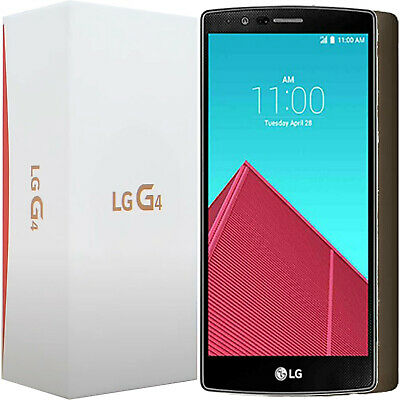 Bnib Lg G4 H815 32Gb Gold Colour Factory Unlocked 4G/lte 3G 2G Gsm Simfree New