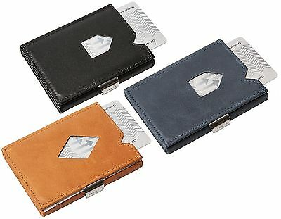 Exentri Fashion Leather Wallet Card Holder Great Gift For Men