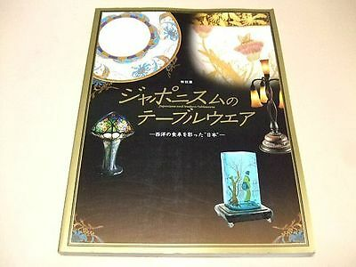 Japonisme And Western Tablewares Emile Galle Rene Lalique Tiffany English Rare