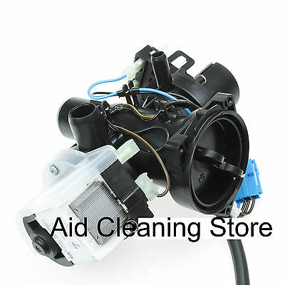 LG F1247TD5 F1248QDP1ABWQEUK Washing Machine Water Drain Pump Motor Assembly