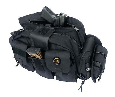 Range Bag Black Scorpion: Punisher Response Tactical Bag Concealed weapon
