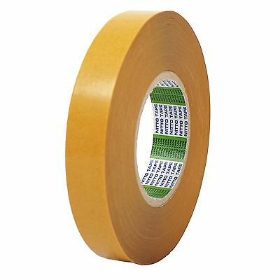 6mm,9mm,12mm,19mm,25mm,50mm Nitto Double Sided Polyester Tape x 50M D9605
