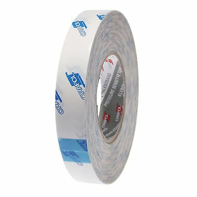 6mm,9mm,12mm,19mm,25mm,50mm Orafol Double Sided PVC Adhesive Tape x 50M 1392TM