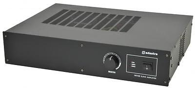Adastra 953.120 RS Series 100V Line Rack Mountable Slave Amplifier Master Volume