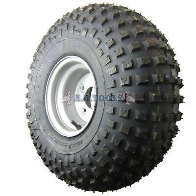 Trailer Wheel & Tyre 22 x 11.00 - 8 Floatation OFF ROAD 4 Inch PCD TRSP14