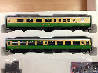 """Bachmann 30-048 """"The Highlander"""" 2 x Mk 2 Coaches ONLY. T48 Post"""