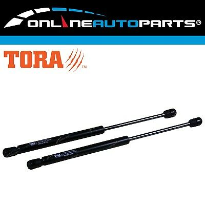2 Gas Stay Boot Struts fits Holden Commodore VR VS 1993-1997 Sedan With Spoiler