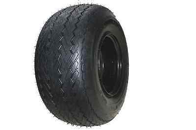 T129 2 New 13x5.00-6 2PR,13x5.0-6,1356,135006 Ribbed Tubeless Lawn Mower Tires