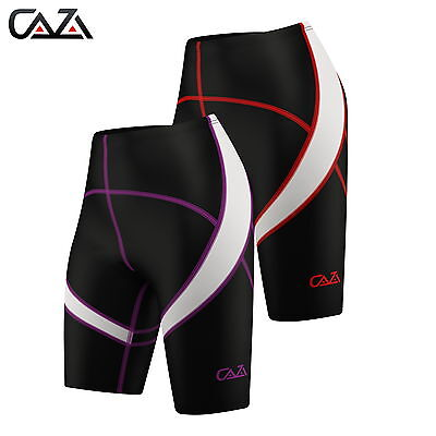 Womens Compression shorts Base Layer Running Gym Exercise Fitting  Sports