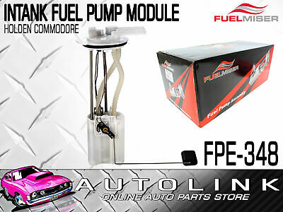Electric Fuel Pump Module To Suit Holden Commodore Vy Series-1 V6 (Oval Plug)