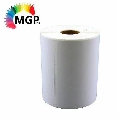 4 Roll Thermal Label for Zebra 101.6mmx152.4mm (4″ x 6″) 300 Labels