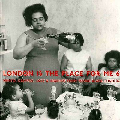 V.A.- London Is The Place For Me 6 2-LP *Calypso*