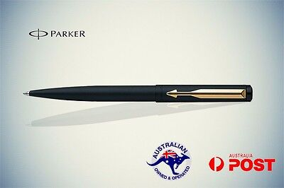 PARKER Vector Matte GT Blue ball pen Brand New With box cheapest on Ebay