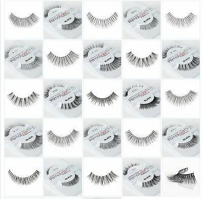PrimaLash Professional 100% Human Hair False Lashes all styles; 43, 102, wsp, dw