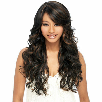 Dream Girl - Freetress Equal Band Full Cap Synthetic Wig Long Wavy
