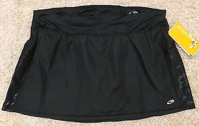 c9 CHAMPION HIGH PERFORMANCE SKORT ATTACHED CORE COMPRESSION INNER SHORT DUO DRY