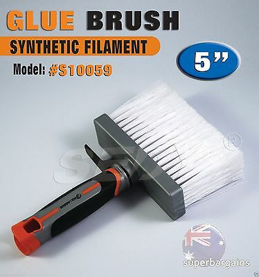 "5"" Synthetic Filament Glue Brush S10059"