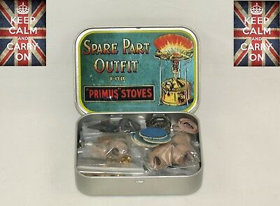Primus Stove Spares And Tin Box Parts