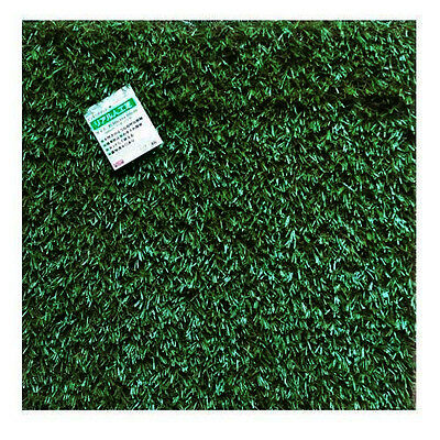 20 Water Conscious Artificial Fake Grass Mat/Rug Family and Pets 11x11in. Each