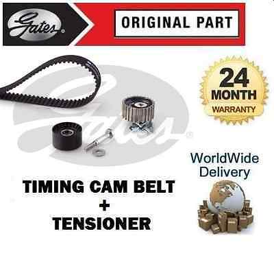 FOR FIAT PALIO WEEKEND 1.9 8v 2001-2004 TIMING CAM BELT & TENSIONER & GUIDE RAIL