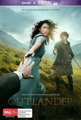 Outlander: Season 1 Part 1 (DVD / UV) * NEW DVD * (Region 4 Australia)
