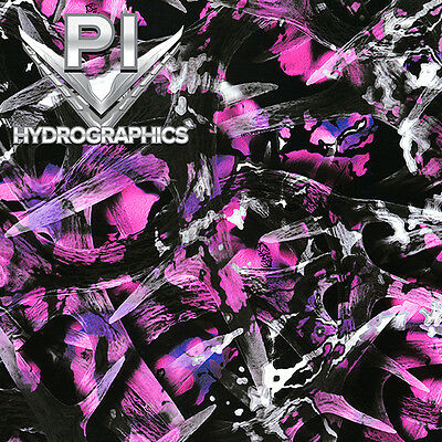 Hydrographics Film Water Transfer Printing Hydro Dipping InkStag PINK Camo RC502